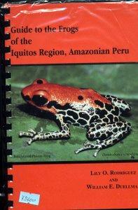 ペルー アマゾン イキトス地域のカエルガイド
